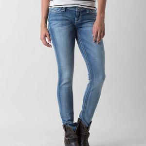 BKE || Stella Skinny Stretch Low Rise Jeans 25R